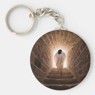 Resurrection of Jesus Christ keychain