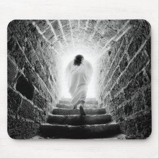 Resurrection of Jesus Christ mousepad