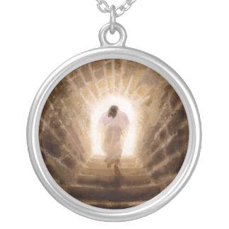 Resurrection of Jesus Christ necklace