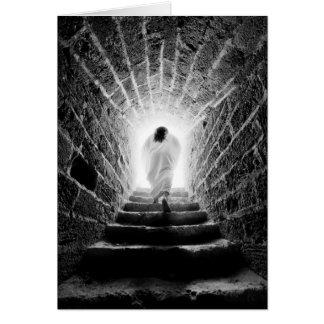 Resurrection of Jesus Christ Note Card