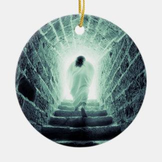 Resurrection of Jesus Christ ornament