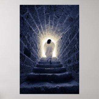 Resurrection of Jesus Christ Poster