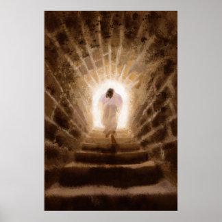 Resurrection of Jesus Christ print