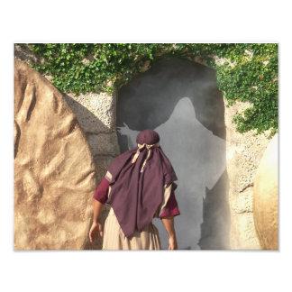 Resurrection of Jesus Empty Tomb of Christ Photo