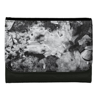 resurrection of the frozen knight leather wallets