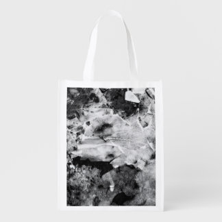 resurrection of the frozen knight reusable grocery bag