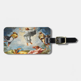 Resurrection scene in Vatican, Rome Luggage Tag