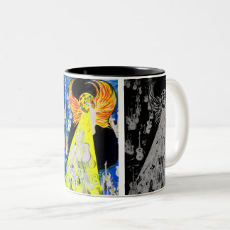 Resurrection Temple of Guitars Mugs