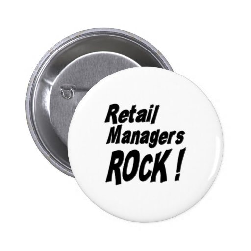 Retail Managers Rock! Button