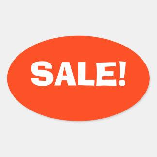 Retail Sale Sticker