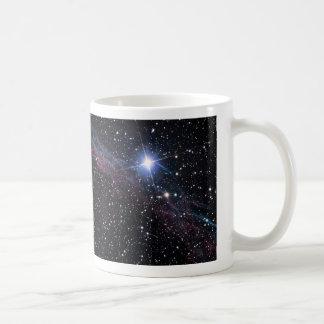 Reticular nebula, Veil Nebula Coffee Mug