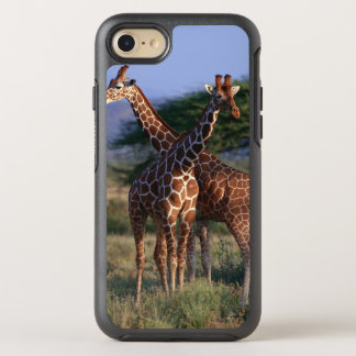 Reticulated Giraffe 2 OtterBox Symmetry iPhone 8/7 Case