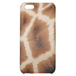 Reticulated Giraffe Pattern Wild Animal Print Gift iPhone 5C Cases