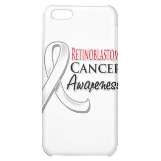 Retinoblastoma Cancer Awareness Ribbon Case For iPhone 5C