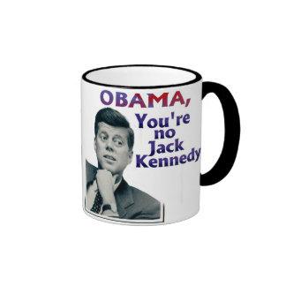 Retire Obama in 2012 Ringer Mug
