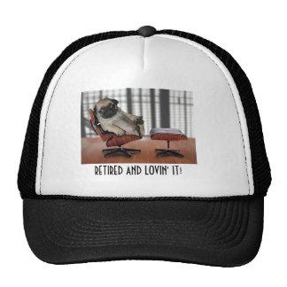 RETIRED AND LOVIN' IT! CAP