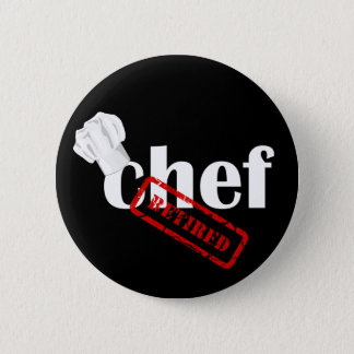 Retired Chef Hat button