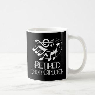 Retired Choir Director Coffee Mug