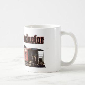 Retired CSX Conductor Coffee Mug