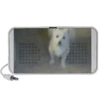 Retired Dog iPod Speakers