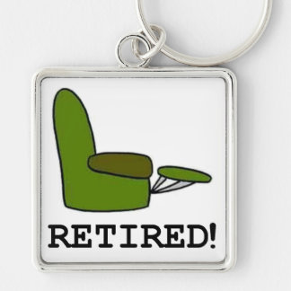 Retired  Items Key Ring