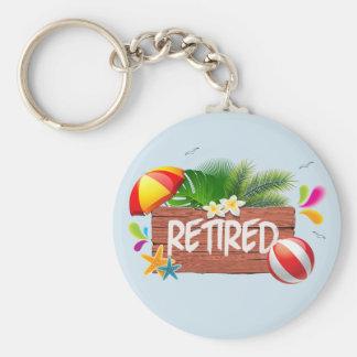Retired Key Ring