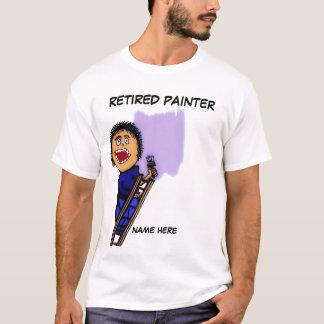 Retired Painter T-Shirt