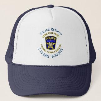 Retired Policeman's VVV Hat