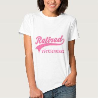 Retired Psych Nurse Gift T-shirts