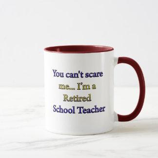 RETIRED SCHOOL TEACHER