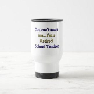 Retired School Teacher Stainless Steel Travel Mug