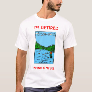Retired Tshirt
