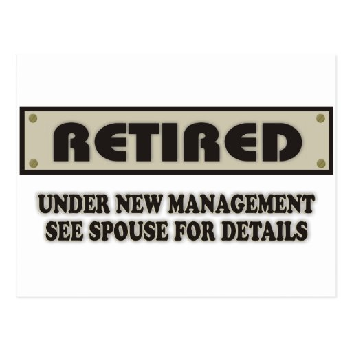 RETIRED. Under New Management. See Spouse Postcards