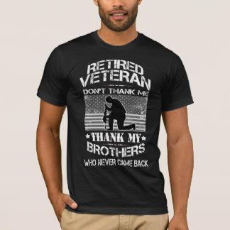 Retired Vet T-Shirt