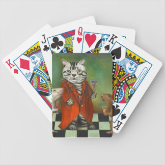 Retirement Bicycle Playing Cards