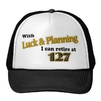 RETIREMENT! CAP