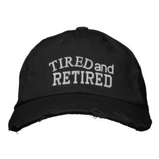 Retirement Cap - SRF
