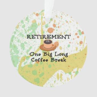 Retirement Coffee Break