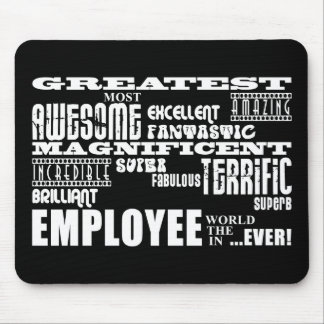 Retirement Employees  Greatest Employee World Ever Mouse Pad
