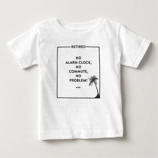 Retirement Funny Retired Design For Retirees Baby T-Shirt