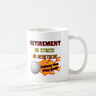 Retirement Gifts and Retirement T-shirts Coffee Mug