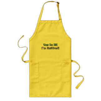 Retirement Gifts and Retirement T-shirts Long Apron