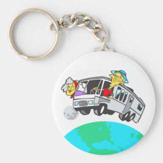 Retirement Keychain