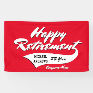 Retirement Party Personalize