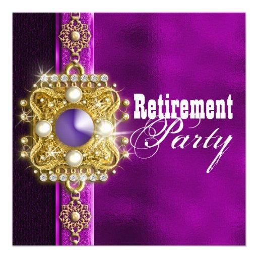 Retirement party retir...