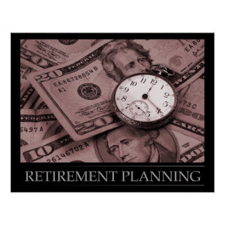 Retirement Planning Poster