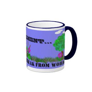 Retirement Ringer Mug