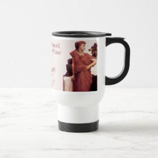 Retirement Stainless Steel Travel Mug