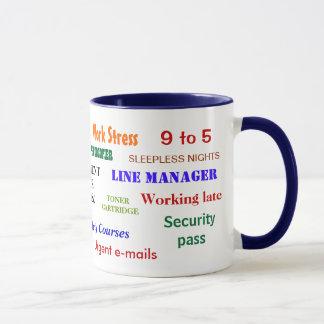 Retirement Swear Words Classic Mug