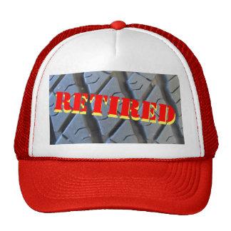 Retirement Truck Tire Hat